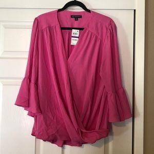 Macy's INC top.  Pink